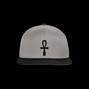 Anch - symbol of (eternal) life - Snapback Cap