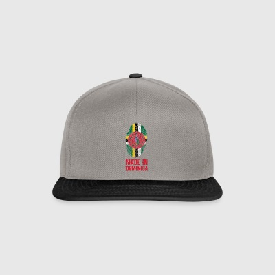 Made In Dominica Caribbean - Snapback Cap