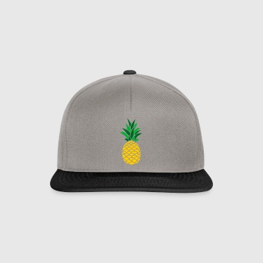 Colored Pineapple Clothing Collection - Snapback Cap