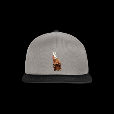 Super Rabbit # 1 - ADEY - Snapback Cap
