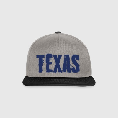 Texas Grunge Style - Casquette snapback