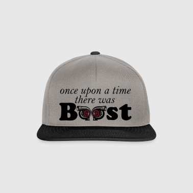 once upon a time boost - Snapback Cap