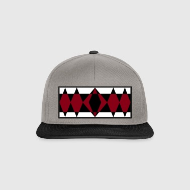 diamonds - Snapback Cap
