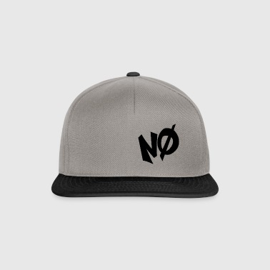 N0 - Casquette snapback