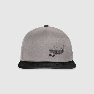 Berlin - City - City - Snapback Cap