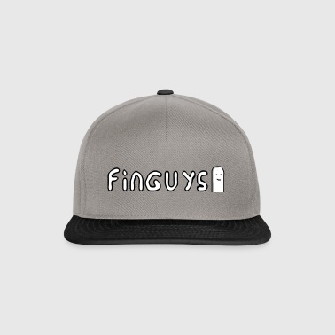 finguys - Snapback Cap