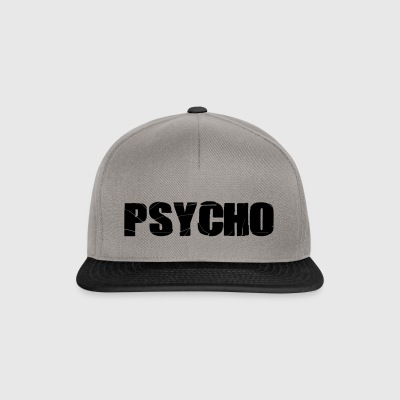 PSYCHO - Casquette snapback