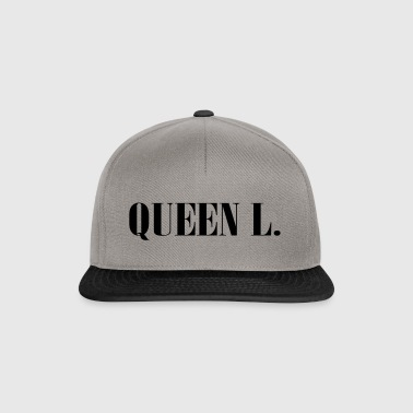 Queen L. You are the Queen! - Snapback Cap