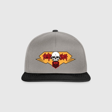 Head shot - Snapback Cap