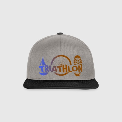 Triathlon Icons - Snapback Cap