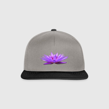 Waterlily - Snapback Cap