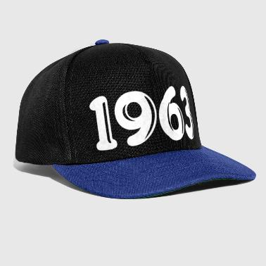 Born in 1963 - Snapback Cap