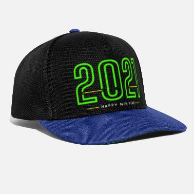 2021 Happy New Year New Years Eve gift idea - Snapback Cap