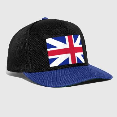 United Kingdom Flag - Snapback Cap