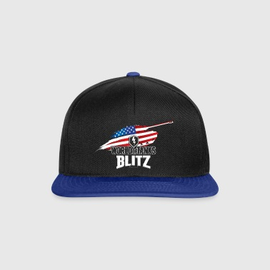 World of Tanks Blitz American Hero - Snapback Cap