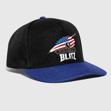 World of Tanks Blitz American Hero - Gorra Snapback