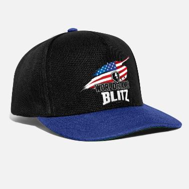 Officialbrands World of Tanks Blitz American Hero - Snapback Cap