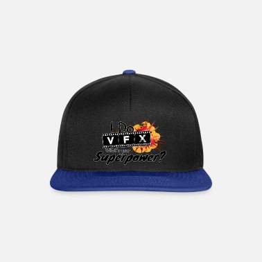 Post I Do VFX What's Your Superpower? Visual effects - Snapback Cap