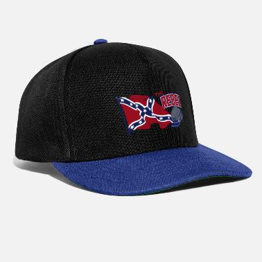 Flag The rebel flag - Snapback Cap