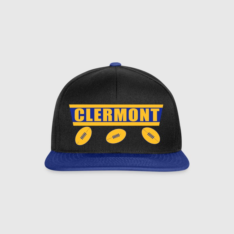 Clermont rugby 2.2 - Casquette snapback