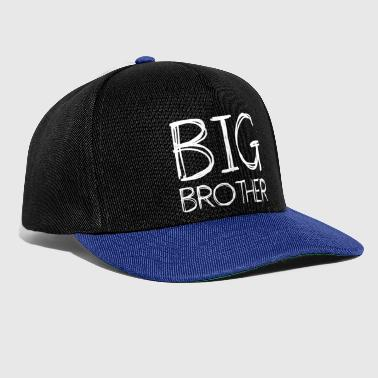 Broers En Zussen Big Brother Big brother broers en zussen - Snapback cap