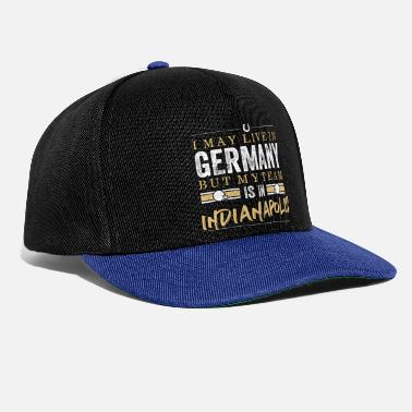 Shop Indianapolis Caps online | Spreadshirt