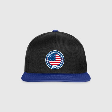 United States 02. - Casquette snapback