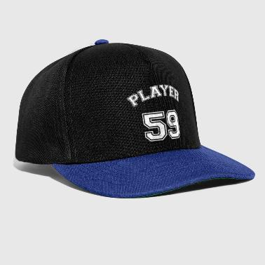TRIKOT 59 Leotard Player Jerseys Gifts - Casquette snapback