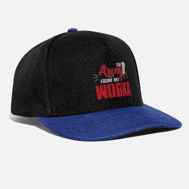 Stay Away From My Vodka Gift - Snapback Cap