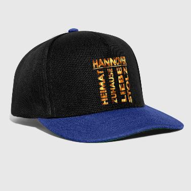 Hanover Hanover soccer gift clubs proudly cool - Snapback Cap