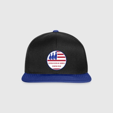 USA Surfing Team - Casquette snapback