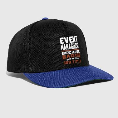 Eventing Event Management - Snapback Cap