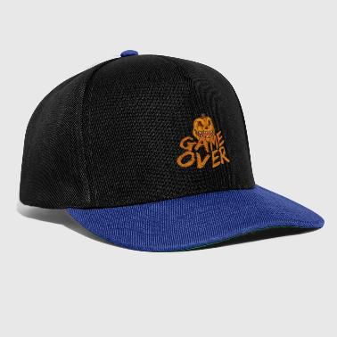 Game Over Gaming Halloween - Czapka typu snapback