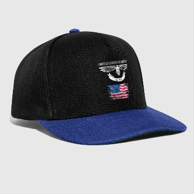 United States Eagle of the United States of America - Snapback Cap