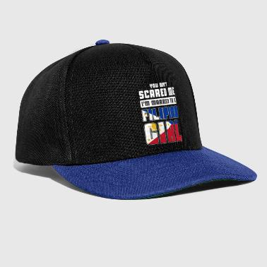 Southeast Asia Philippines marriage Filipina Southeast Asia - Snapback Cap
