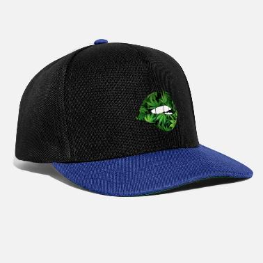 Mad lips - Snapback Cap
