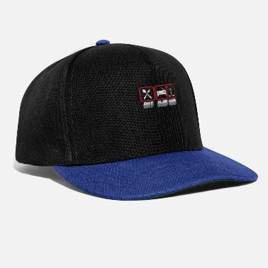 Hockey Patinage sur glace - Casquette snapback