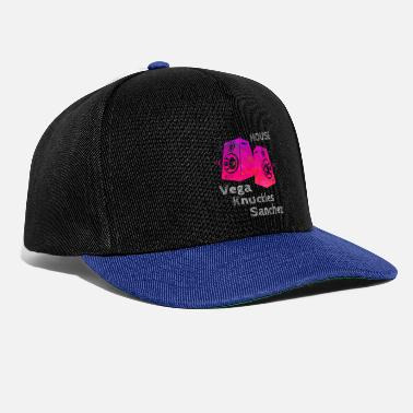 Vinyl House Music Legends EDM Clubbing Ibiza Dj Party - Snapback Cap