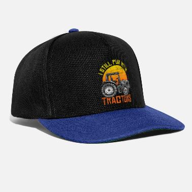 Toy Tractor children - Snapback Cap