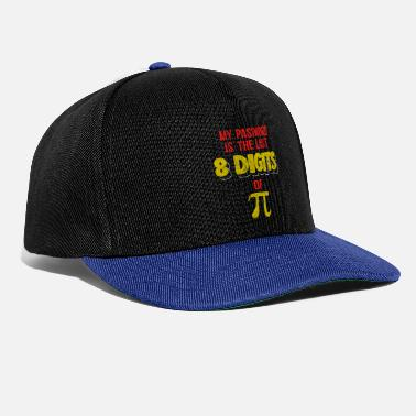 Students Computer Password Pi Day Pun Science Funny TShirt - Snapback Cap