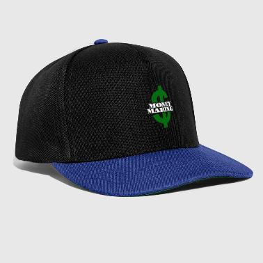 Cash Money, Cash, Moneten - Snapback Cap