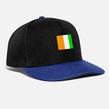 Ivory Coast Flag of Ivory Coast (ci) - Snapback Cap