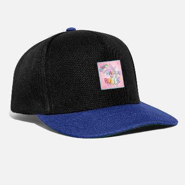 Bullshit Unicorn Bullshit - Too Magical - Gift Idea - Snapback Cap