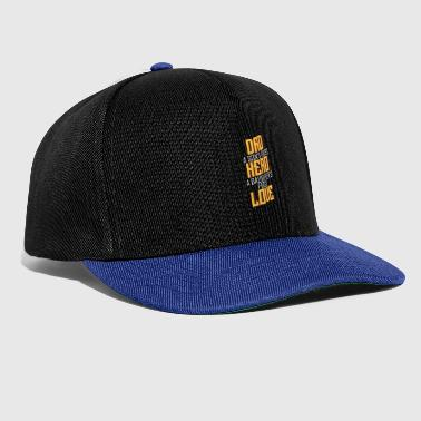 Tata Son First Hero, Daughter First Love - Czapka typu snapback