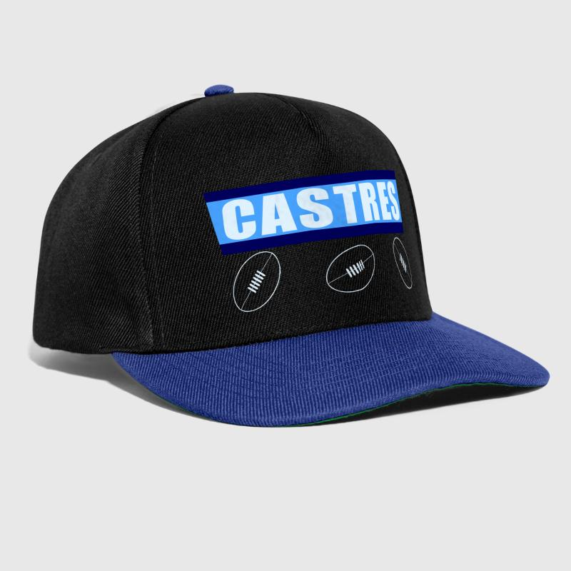 Castres rugby 2 - Casquette snapback