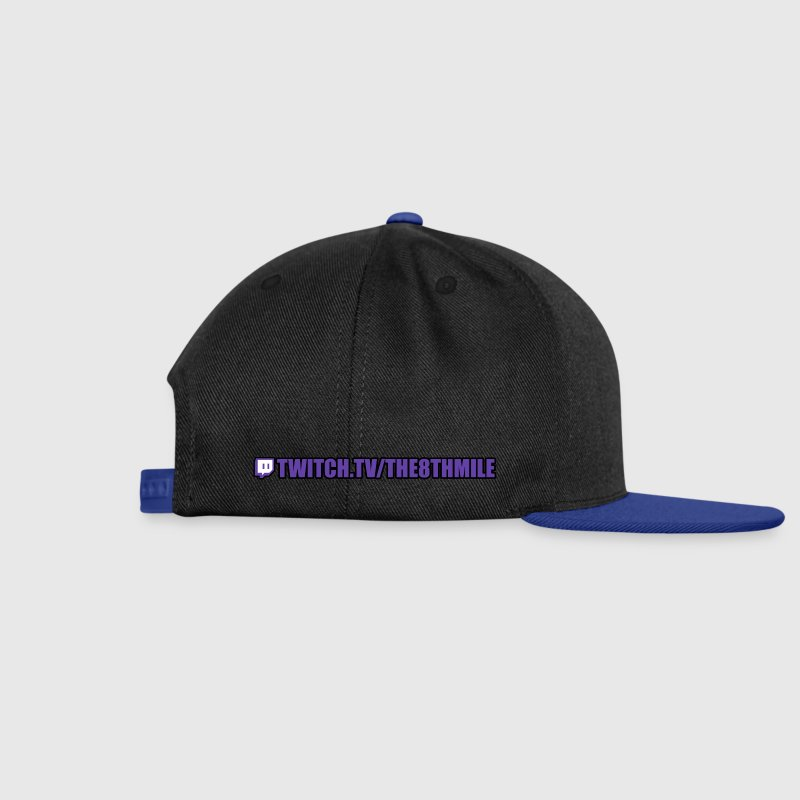 twitch.tv/the8thmile - Casquette snapback