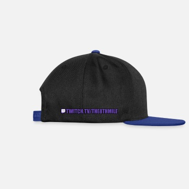 Twitch twitch.tv/the8thmile - Snapback cap