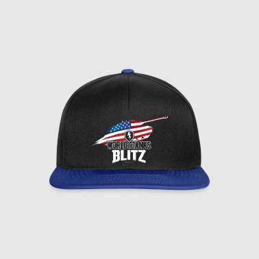 World of Tanks Blitz American Hero - Czapka typu snapback