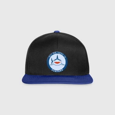 Requin surf - Casquette snapback