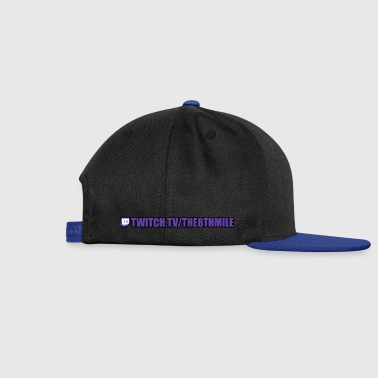 twitch.tv/the8thmile - Gorra Snapback